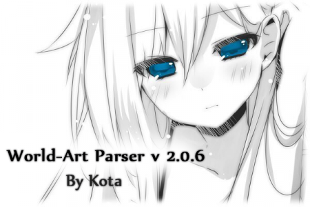 World-Art Parser v 2.0.6